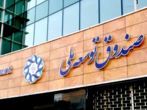 صندوق توسعه ملی مطالبات ریالی از بانکها ندارد
