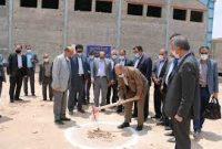 ساخت دومین مدرسه توسط چادرملو در اردکان آغاز شد