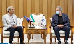 افزایش ۵ میلیارد دلاری صادرات اولین همکاری وزارت صمت و اتاق ایران خواهد بود