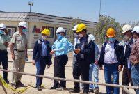 ذوب اهن ۲۰۰۰ میلیارد تومان در پروژه تصویه آب سرمایه گذاری کرد