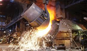 با وجود تولید ۳۷ میلیون تن فولاد از برنامه عقب هستیم