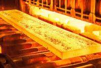 مصرف ظاهری کل محصولات فولادی ۱۹ درصد کاهش پیدا کرد