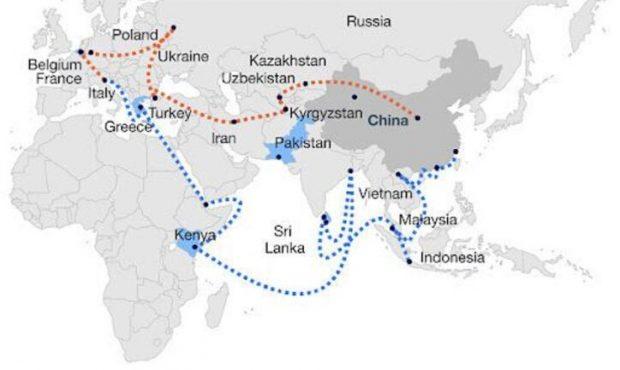 ایران جز ۲۰ الویت برای سرمایه گذاری چینی ها است